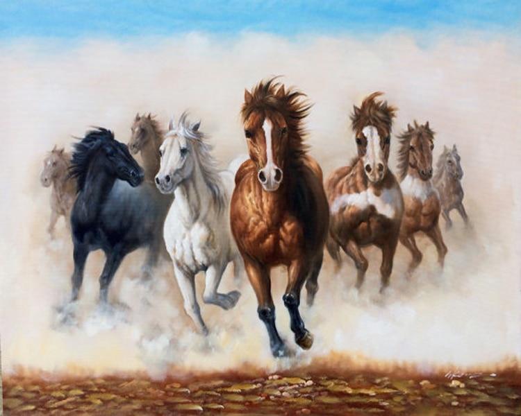 Popular 8 Horse...