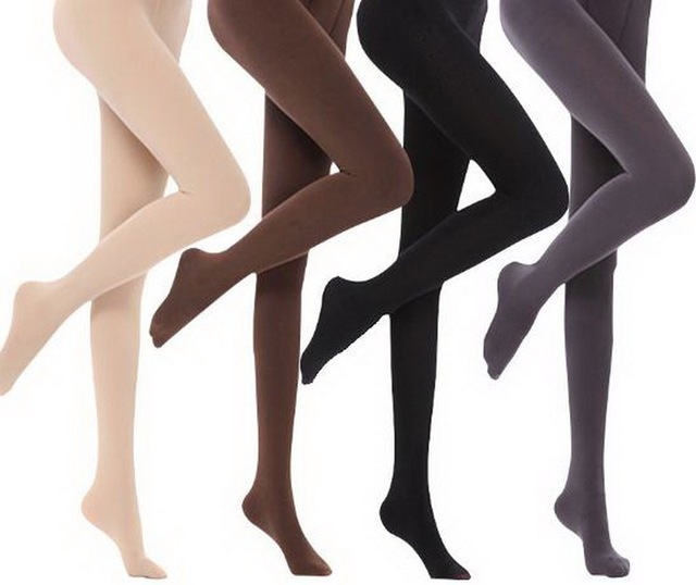 Autumn Thickening/ Pantyhose / Women's Socks/Anti-hook /Curve charming/Comfortable fabrics/tb271106