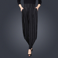Harem European And American High Quality Spring And Autumn Trousers Wide Song Halun Pants Female Trousers