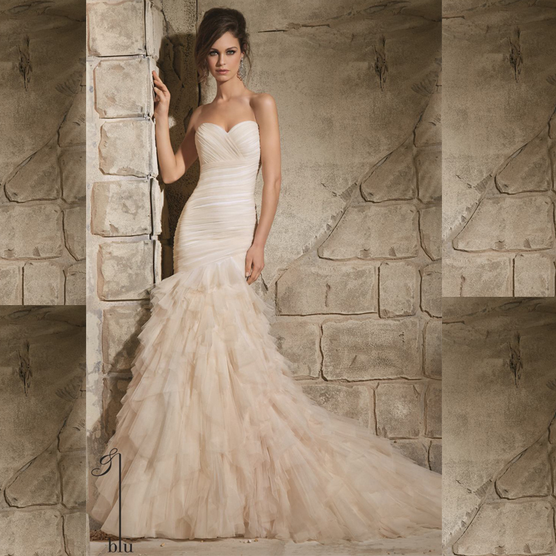 Bodice Wedding Gown