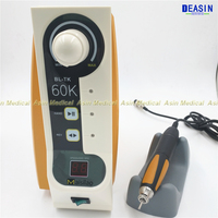 Brushless Dental Micromotor for Jewelry engraving with Handpiece max. 60000 rpm micro motor for stone denture polish
