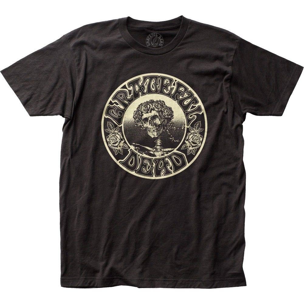 M Grateful Dead Songs S XL L 2XL Black T-Shirt