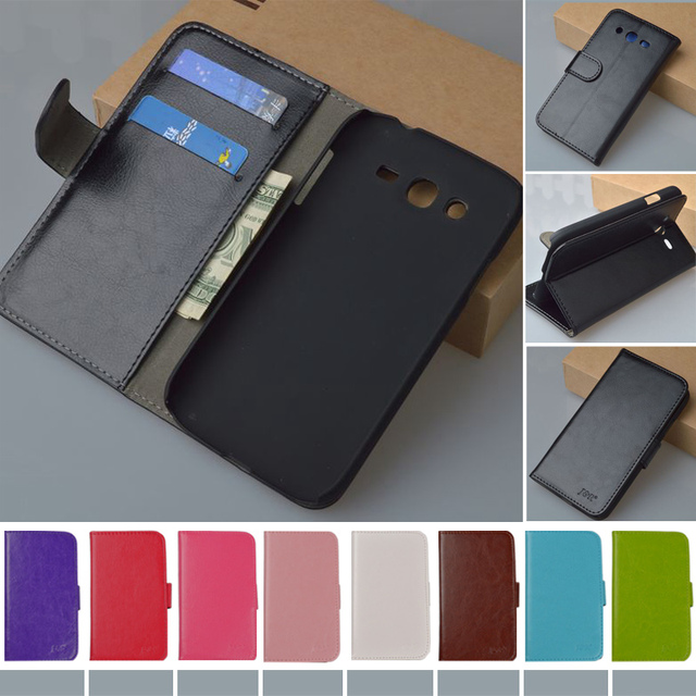 JR PU Leather Case For Samsung Galaxy Grand Neo Plus I9060i I9060 GT gt-I9060i Cover For Galaxy Grand Duos i9082 GT-i9082 i9080