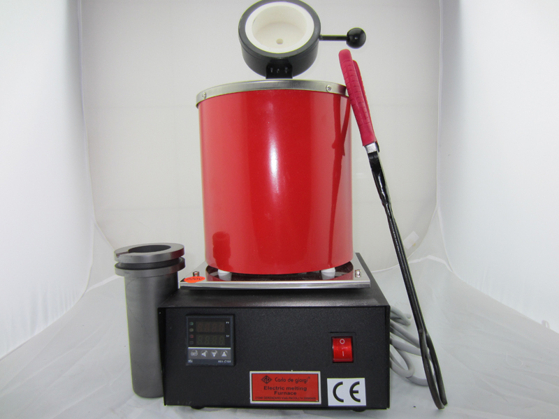 2KG mini melting furnace goldsmith machine стоимость