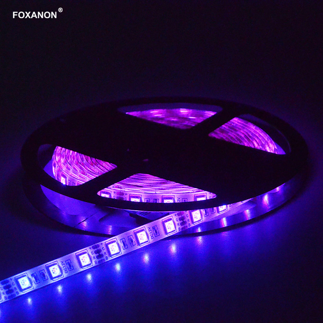 Foxanon smd 5050 led strip waterproof 5m 60ledsm dc 12v flexible foxanon smd 5050 led strip waterproof 5m 60ledsm dc 12v flexible led light strips aloadofball Gallery
