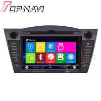 Topnavi 7 Car DVD GPS For Hyundai Tucpon/IX35/Tucpon IX 2009 Car Radio Multimedia Audio Stereo In Dash,Wince System