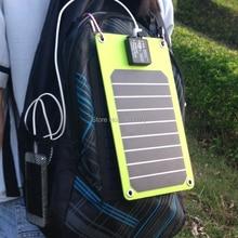 RG ячеек-зарядное устройство солнечных панелей смартфонов Sunpower складной портативный 5V USB для выходов-устройств