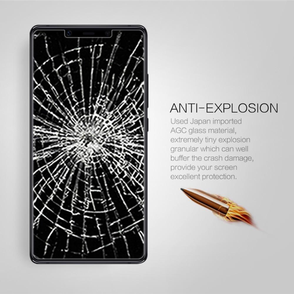համար Xiaomi Mi 9 Lite Mi9T Mi9 Mi8 ապակե Nillkin 9H HD - Բջջային հեռախոսի պարագաներ և պահեստամասեր - Լուսանկար 5