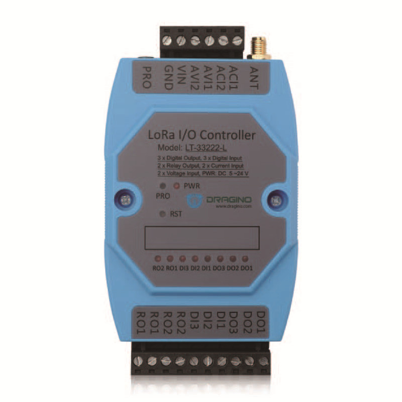 Freeshipping LT Series LoRa I O controller Long Range LoRa I O Controller