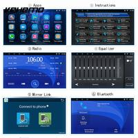 Vehemo Mirror Link MP5 Player Audio Video Player Car Audio Car Electronics Car MP5 for Bluetooth Payer Automobile