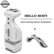 2019 Hottest HelloBody Handy HIFU slimming device Focused RF Fat removal home-use machine