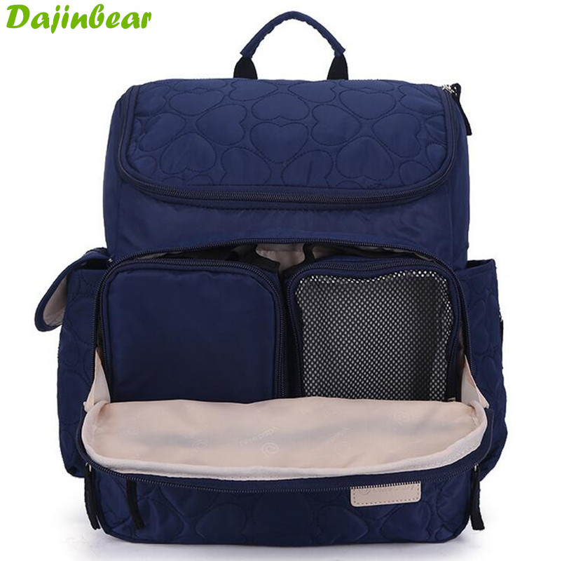 2016 fashion baby nappy bag fashion multifunctional shoulder backpack waterproof mommy baby. Black Bedroom Furniture Sets. Home Design Ideas