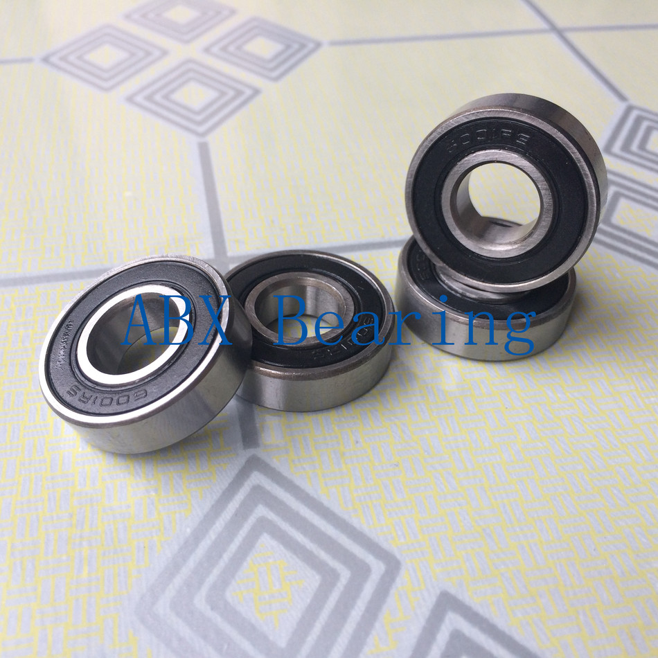 6001-2RS 6001RS 6001 deep groove ball bearing 12x28x8mm аксессуар bosch tcz 6001