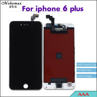 5 Pcs Lot For IPhone 6 Plus 5 5 Inch LCD Display Complete Screen Digitizer Assembly