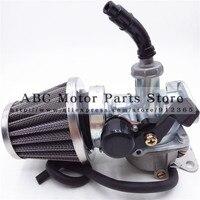 PZ19 19mm Motorcycle Carburetor 50cc 70cc 90cc 110cc 125cc ATV Dirt Bike Go Kart PZ22 22mm