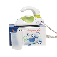 Handhold Mini Ironing Machine Electric Portable Household Steaming Irons For Clothes Steaming Self Cleaning System Non