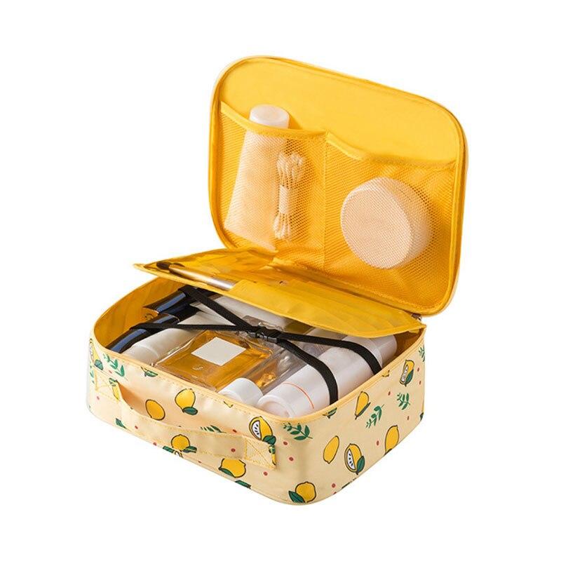 Women's Men Travel Cosmetic Bag Organize