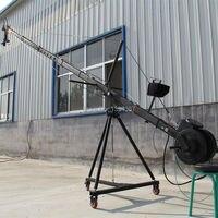 Стрелы крана 10 м 3 оси Octagon поворотник Глава Портативный камеры Кран DSLR с игрушкой и монитор фабрика питания