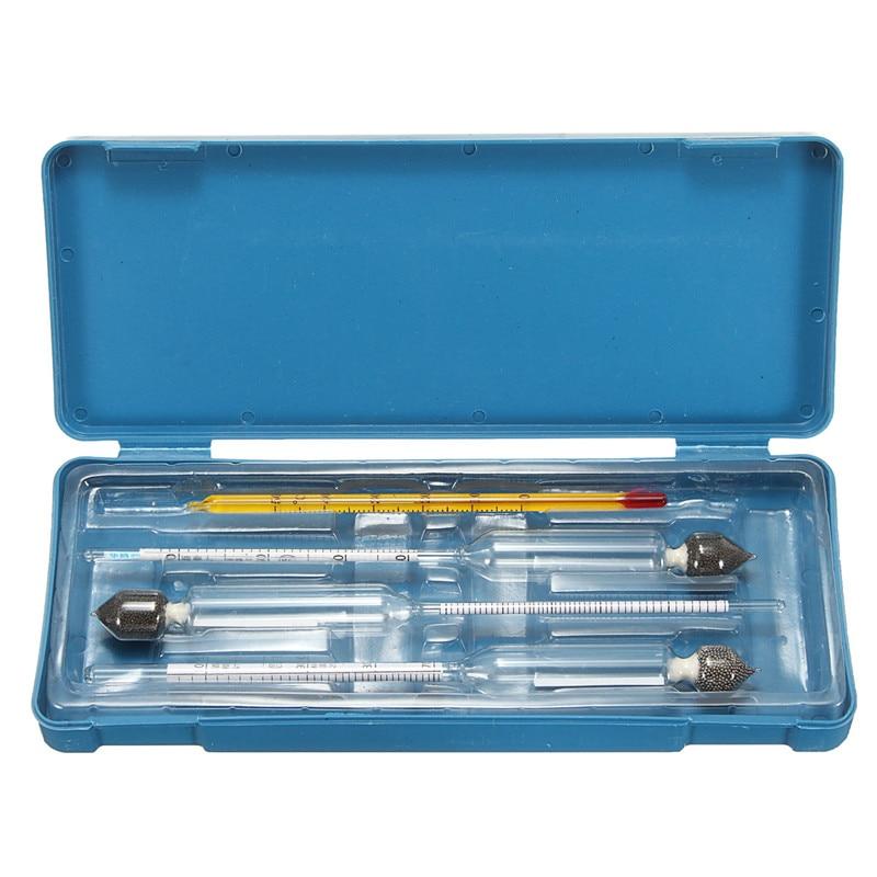 Medidor de alcohol de whisky a prueba de instrumentos de medición de vino medidor de Alcohol medidor de alcohol