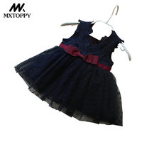 Baby Girls Dress 2018 Summer Chiffon Party Infant Dress For Girls 1 3 Year Birthday Dress