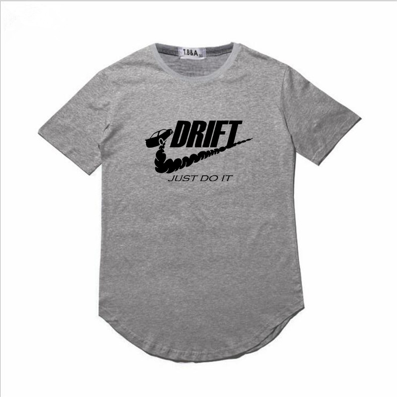 Hot!!!Surprise Price Car DRIFT JUST DO IT 2018 New Fashion T-shirt High Quality Brand Funny T-shirt