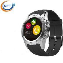 GFT KW08 tragbare geräte bluetooth zitat männer armbanduhr smart; touchscreen LCD/LED Android smartwatch unterstützung SIM kamera