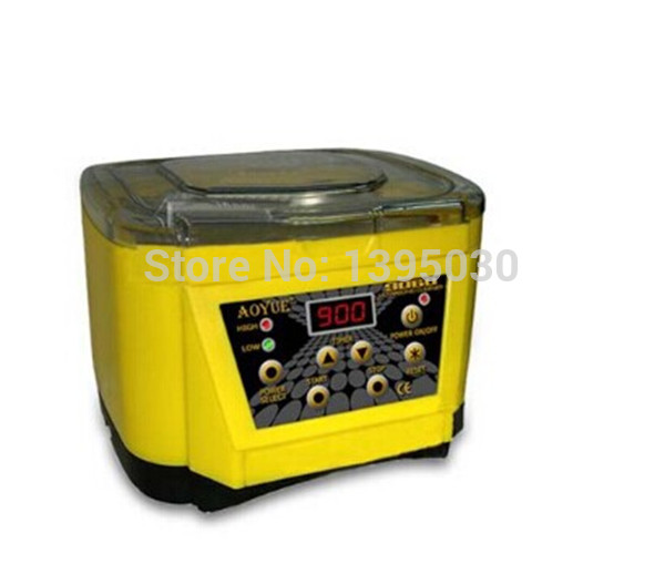 1pc 110/220V Ultrasonic Cleaner Cleaning Machine 9060 jewellery and ornaments Component Ultrasonic Clean Machine цена