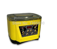 1pc 110/220V Ultrasonic Cleaner Cleaning Machine 9060 jewellery and ornaments Component Ultrasonic Clean Machine