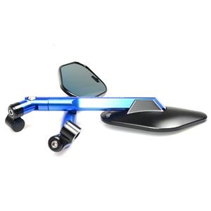Image 3 - دراجة نارية مرايا دراجة نارية الرؤية الخلفية الجانبية مرآة ل yamaha mt09 mt10 mt07 Tmax 500 Tmax 530 KTM RC 125 200 690 ديوك R 990 SM R