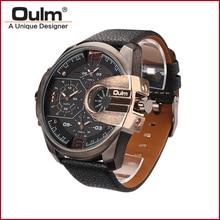 HP3790 Oulm Hombre Relojes Deportivos Relojes para Hombres Relojes de pulsera de Cuarzo