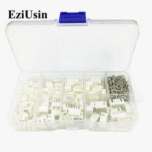 Комплект проводов XH2.54 Jst, адаптер для соединения проводов 2p 3p 4p 5p 2,54 мм 2,5 мм, корпус штырьков Xh TJC3 230 шт./компл.