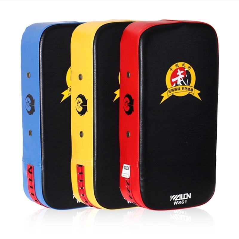 Karate Taekwondo Kickboxing Kick Target Strike Punch Pad Training Arm Shield New