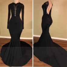 Sexy Mermaid Olive Green Prom Dresses Halter Neck Gold Appliques Backless Stretchy Satin Long Evening dress