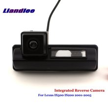 Liandlee Car Rear View Camera For Lexus IS300 IS200 2001-2005 Rearview Reverse Parking Backup Camera / Integrated SONY HD 3 in1 special rear view camera wireless receiver mirror monitor diy parking system for lexus is300 is200 es300 es330 altezza