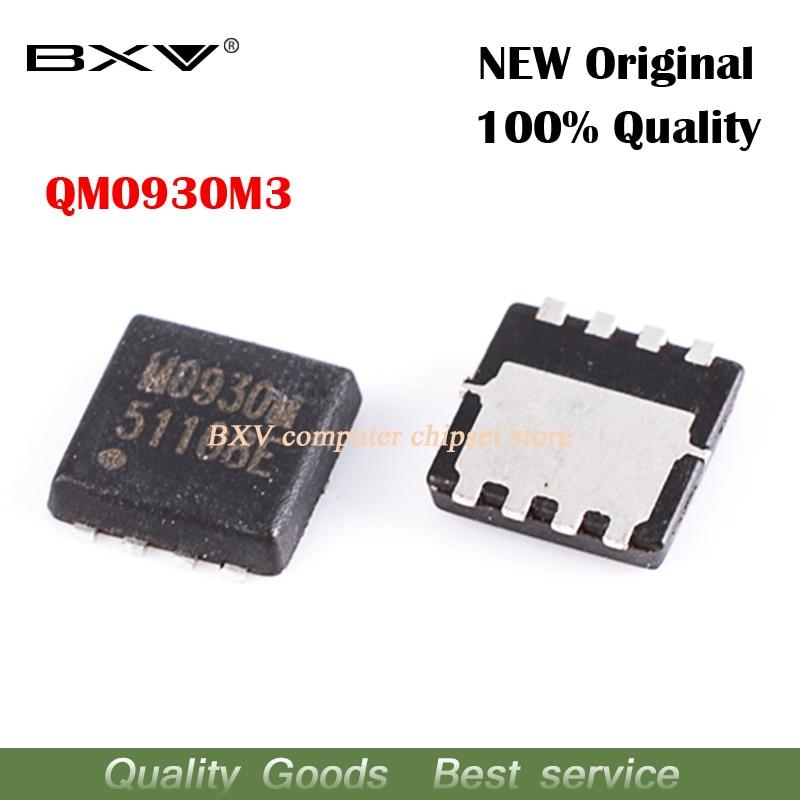 5pcs QM0930M3 QM0930M M0930M MOSFET QFN-8 New Original Free Shipping