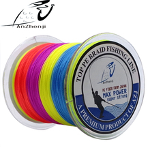 300M PE line 8 strands deep sea Saltwater Multifilament Braided Fishing Line for Fly carp Ice