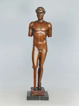 Mode sculpture artisanat décoration collection corps humain ep-580