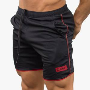 Swimsuit Shorts Black Beach Wear 2019 Quick Dry Men's Swimming Trunk Surf Board