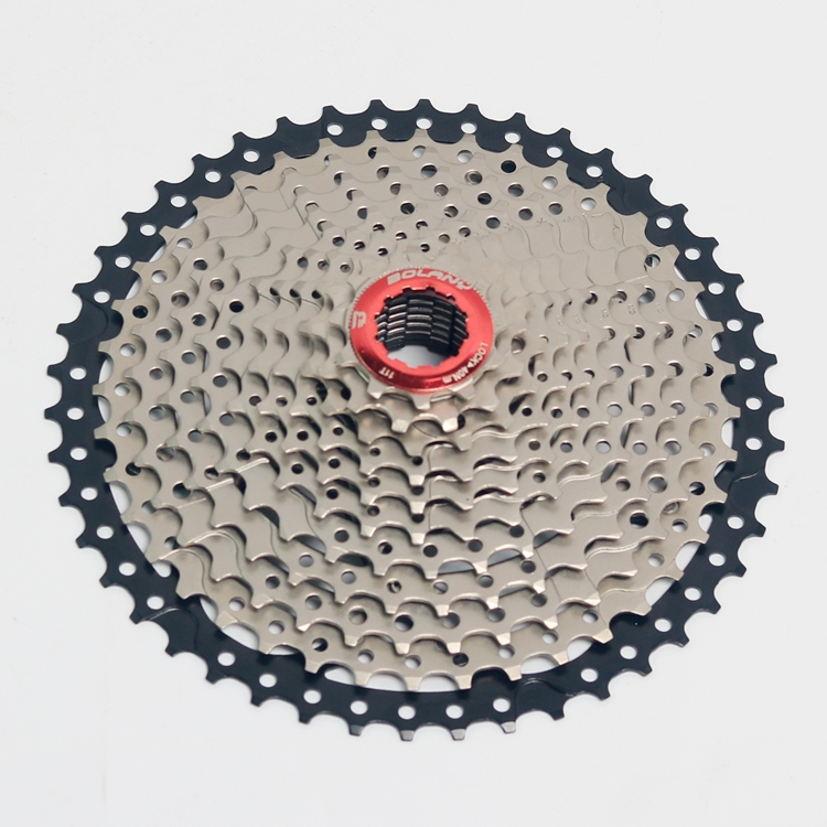 MTB Mountain Bike Bicycle Parts 11 speed Free Wheel Cassette 11-46 T flywheel  bicycle  parts rockbros titanium ti pedal spindle axle quick release for brompton folding bike bicycle bike parts