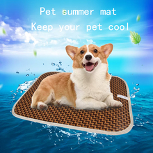 Summer 2019 dog mattress pet mattress non-sticky fur bite cooling cat dog kennel mattress factory cheap price mattress pocket box spring mattress