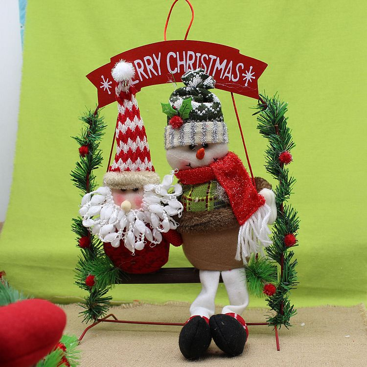 35 Christmas Door Decorating Ideas: Christmas Wreaths Sale Promotion-Shop For Promotional
