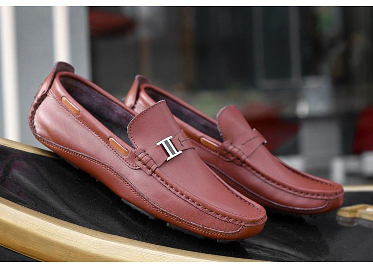 HN 1128 (3) Men`s Casual Loafers Shoe