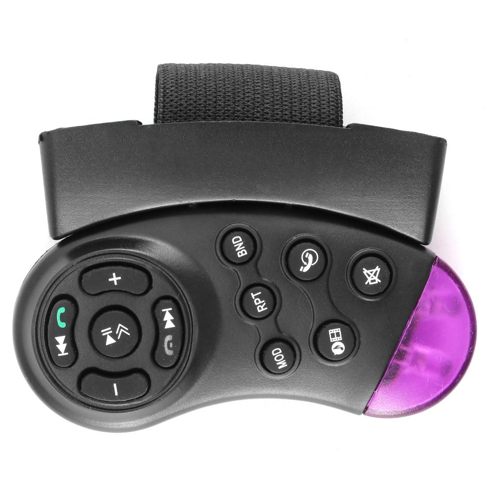 Onever Portable  Car Steering Wheel Controller MP5 Multimedia Player DVD Multimedia Car Steering Wheel Key Controller