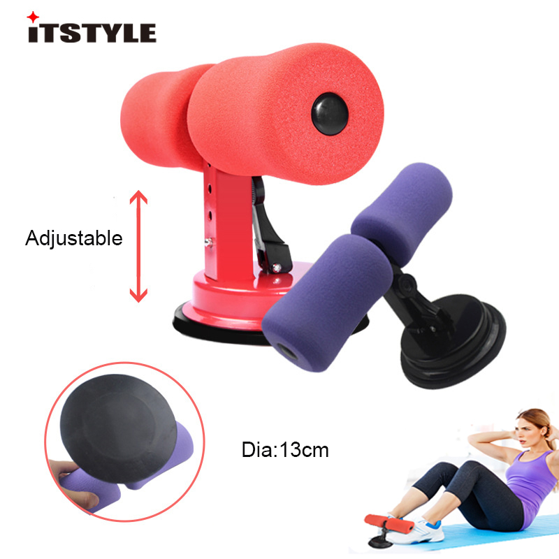 Details about  /Sit Up Assistant Device Abdominal Exerciser Gym Muscle Exercise Fitness Home Set