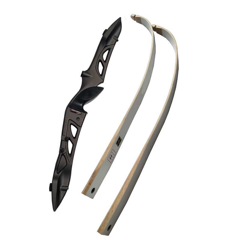 Archery 68inch Recurve Bow Takedown Bow with A Set Recurve Bow Sight and Arrow Rest Draw Weight 16-40lbs Hunting Archery Bow dmar archery quiver recurve bow bag arrow holder black high class portable hunting achery accessories