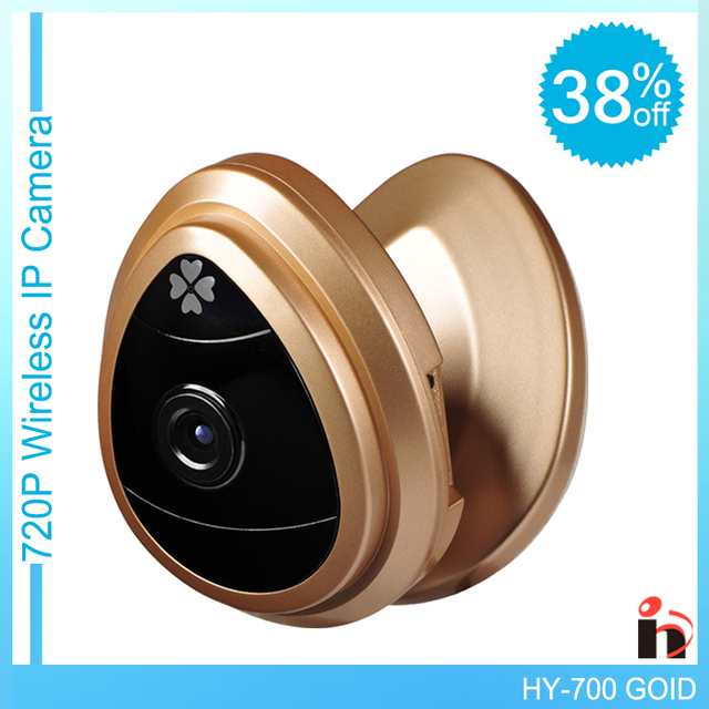 h 720p mini webcam wireless camera pocket camera wifi ip camara baby monitor - Wifi Deadbolt