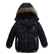 Baby Boys Jacket 2019 Winter Clothes Jacket