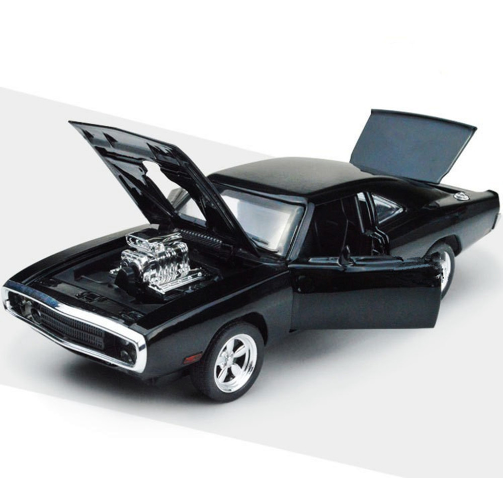 1:32 Schaal Legering Diecast Modelauto Kinderspeelgoed 1/32 Fast & - Auto's en voertuigen - Foto 2