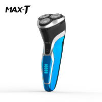 New MAX T RMS7109 Electric Shaver Washable Rechargeable USB Charge Mens Shaver Electric Face Care Electric Shaving Beard Machine