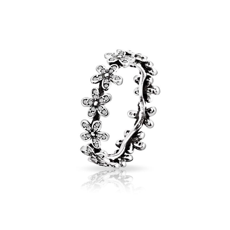 anello fiore pandora